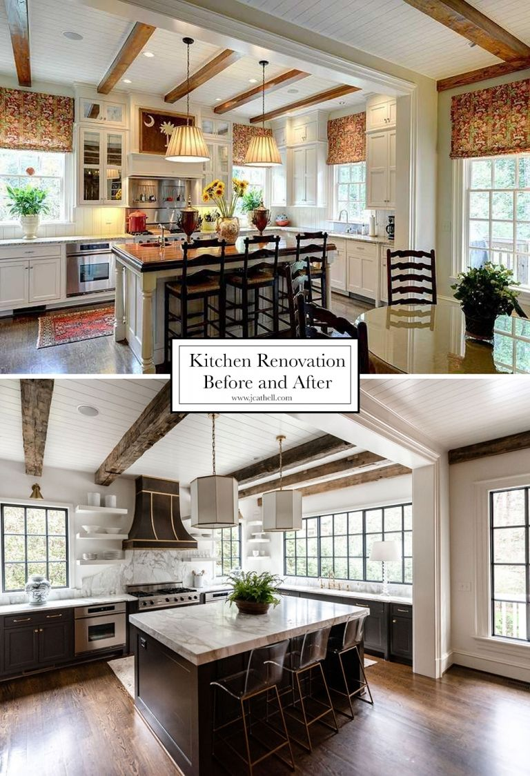kitchen renovation before and after kitchen remodel home decor decor on kitchen organization before and after id=30192