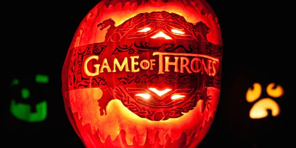 The Coolest Pumpkin Carvings We Ve Seen Game Of Thrones