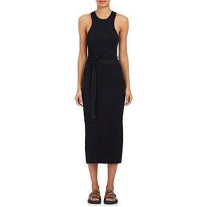 Helmut Lang Women's Cutout Wrap Dress