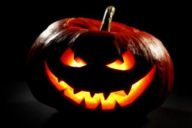 Тыква на Хэллоуин своими руками - шаблоны, фото. Как ...