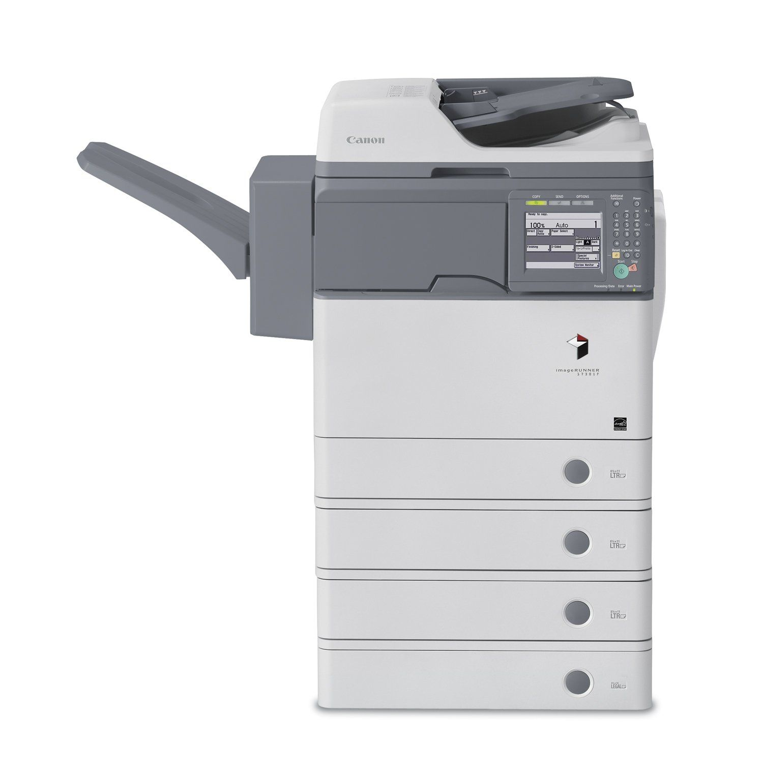 Canon Imagerunner 1730if Digital Copier With Images Brother