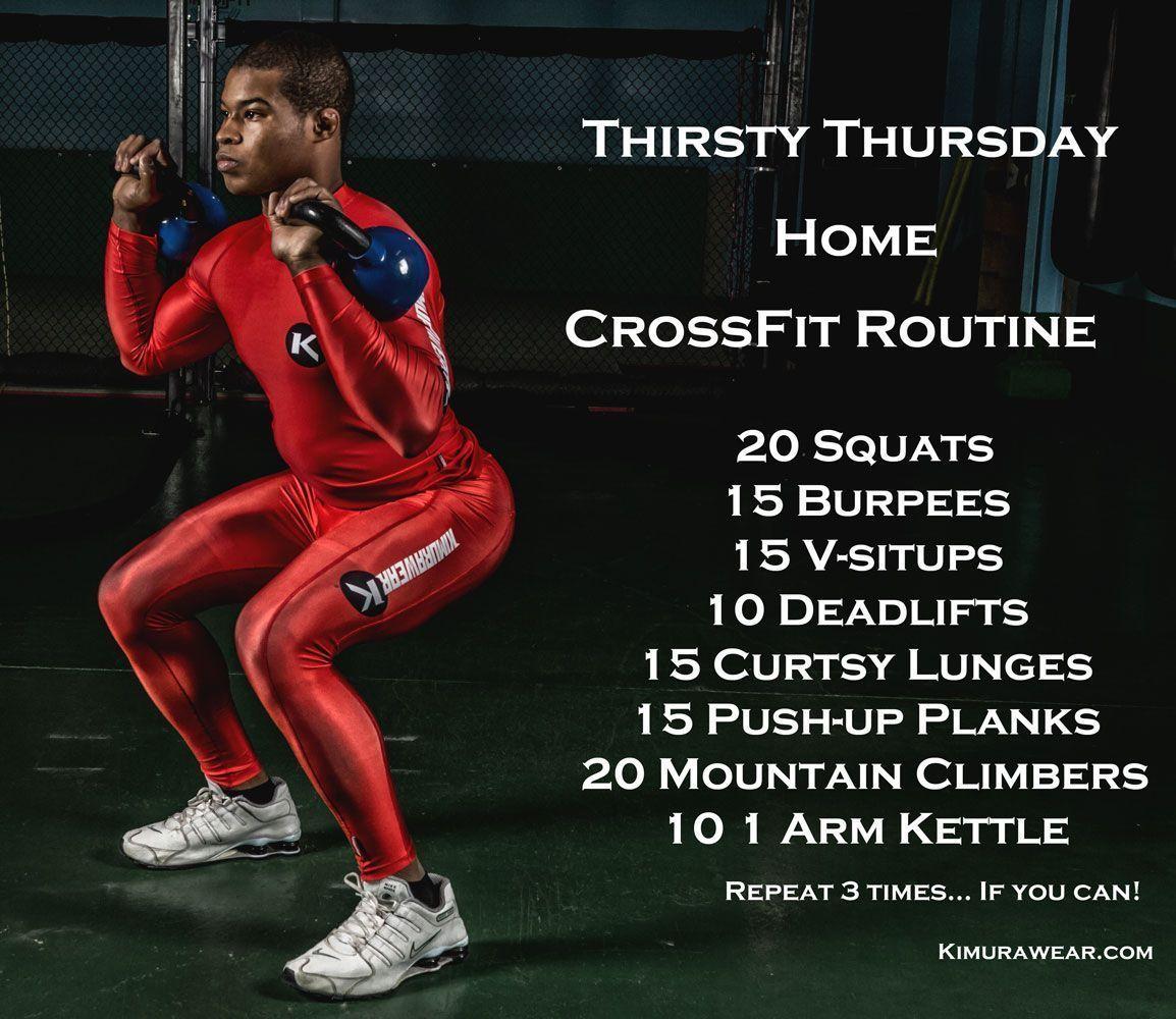 Thursday! - Thursday! - Thursday! – Thursday! - Thursday
