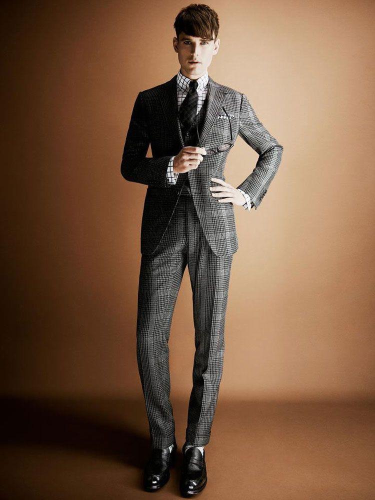 Wool blend Pants Fall/winterTom Ford ptqJc7Ksi