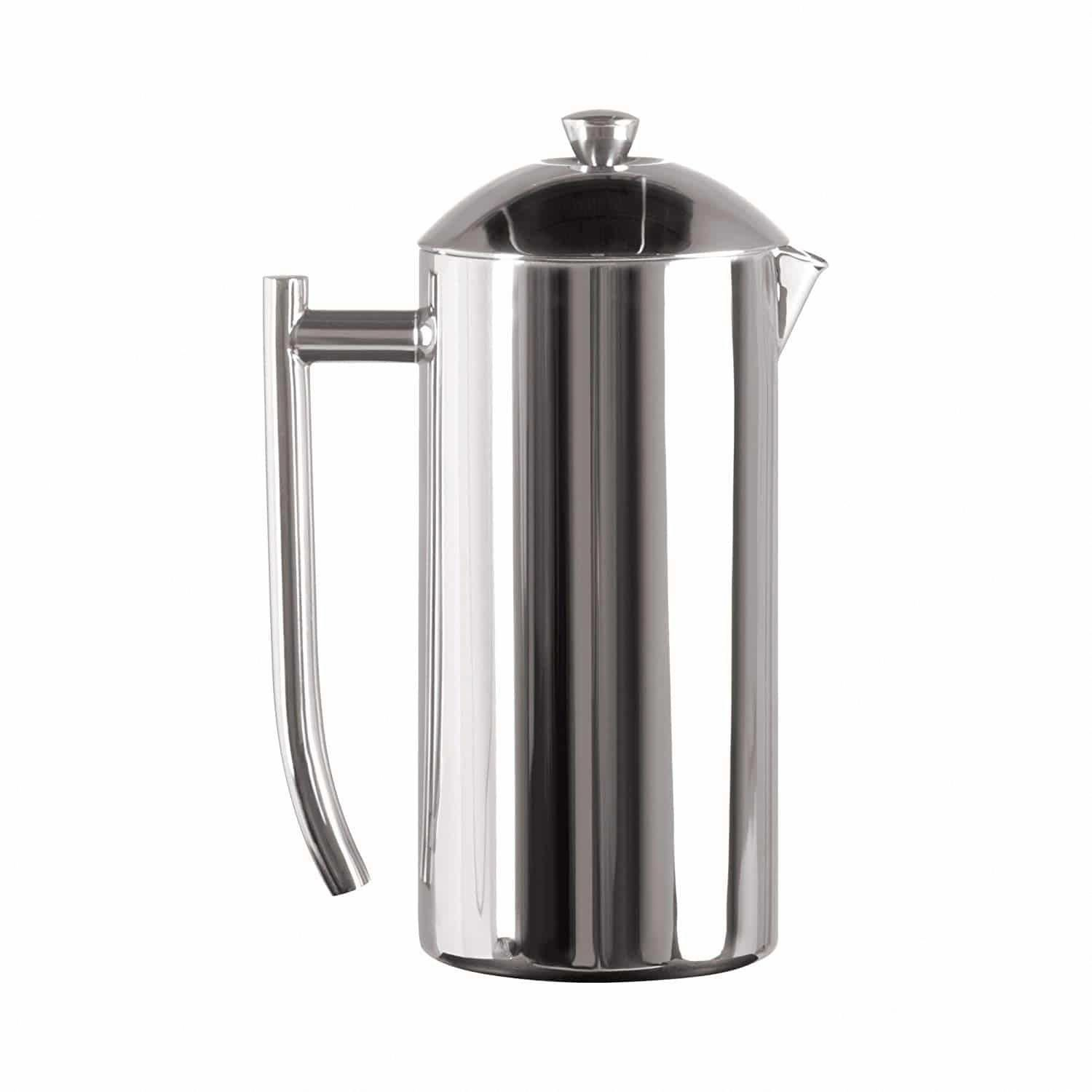 Frieling double wall stainless steel coffee maker ounce