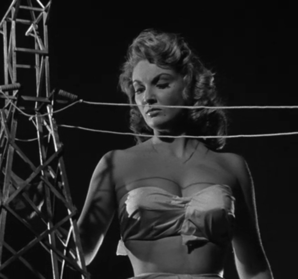 """Allison Hayes, """"Attack of the Fifty Foot Woman"""" 