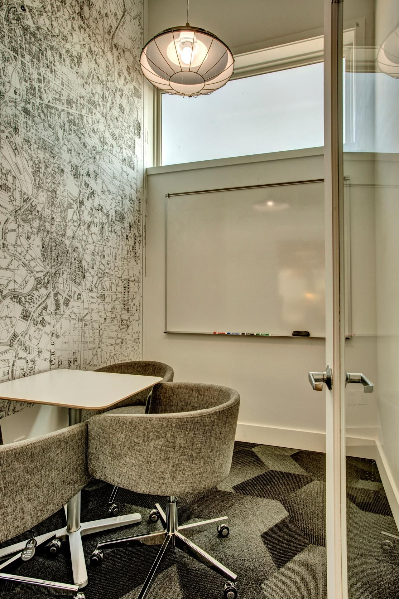 Conference Room Design Ideas: Inspiring Office Conference Room Reveal Their Playful