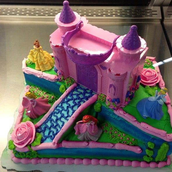 Walmart Princess Cake Princess Cake Karlie Birthdays
