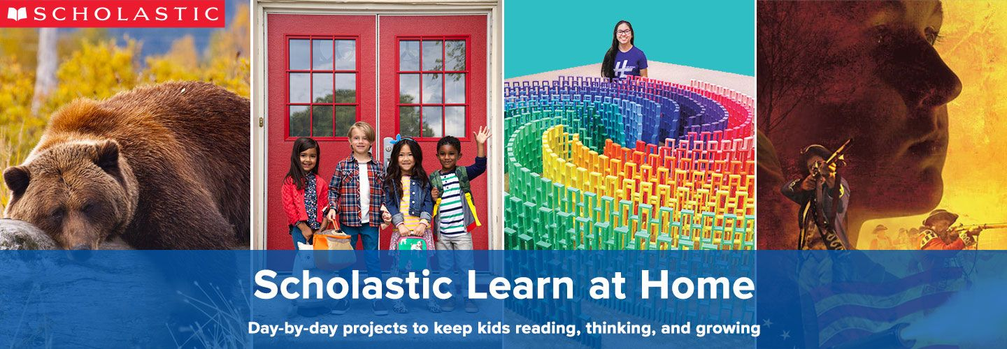 Teaching Remotely For Grades K 12 Free Resources And Strategies In 2020 Kids Reading Scholastic Work Organization