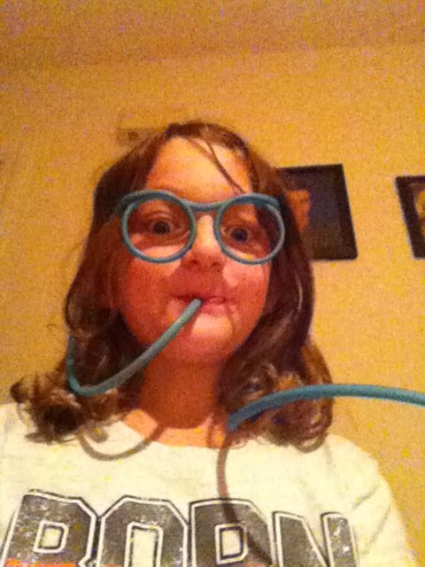 CRAZY STRAW with a twist! Its fun for drinking!!!