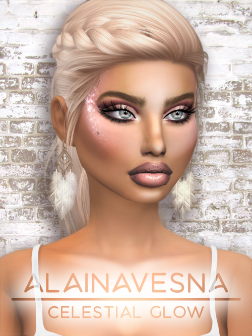 Lana Cc Finds Alainavesna Celestial Glow Consider This An Sims 4 Cc Makeup Sims 4 Thin Hair Solutions Feel free to ask me anything. sims 4 cc makeup sims 4