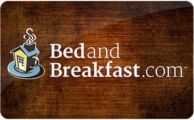 BedandBreakfast.com Gift Cards: convenient gift cards welcomed at ...