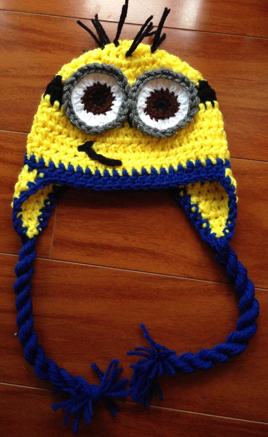 3d6bf4e288d Excited to share this item from my  etsy shop  Despicable Me Crochet Boy  Minion