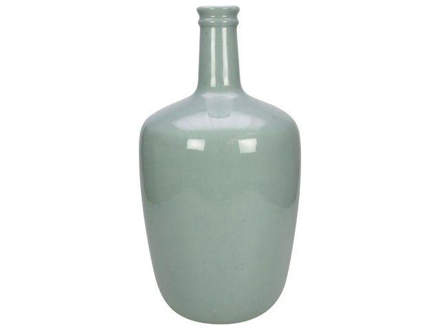 5 Mooie Vazen : Gusta vaas Ø turqoise stevige en mooie vaas voor je bloemen