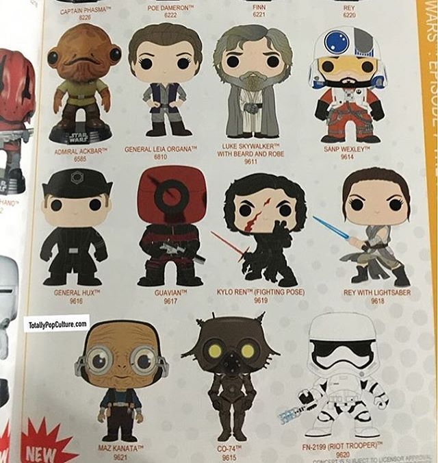 Star Wars also has POP! Concept Art for Maz, General Leia, CO-74, and FN-2199(Riot Trooper) #ryespops #popwars #funko #popfunko #funkopop #popvinyl #popvinyls #funkofunatic #Funatic #funkofamily #toywars #toys #toyplanet #toyfusion #toyvinyls #toystagram #toycrewbuddies #funkotree #funkomania #popfunkoblackstar #ToyFair #ToyFairNY #ToyFair16 #ToyFair2016 #Disney #StarWars Photo: @totallypopculture
