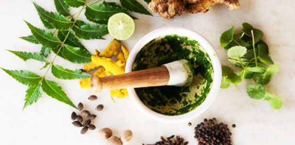 Ayurvedic #medicine is a system of #Hindu traditional medicine and is native to the Indian subcontinent, and is a form of alternative medicine. #Ayurvedic practitioners developed a number of medicinal preparations and surgical procedures for the treatment of various ailments. Practices that are derived from Ayurvedic medicine are regarded as part of complementary and alternative medicine. #health