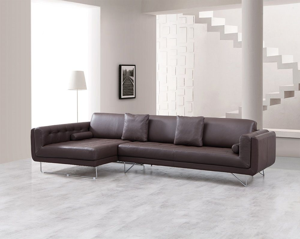 bruno sectional leather sectionals contemporary furniture and modern