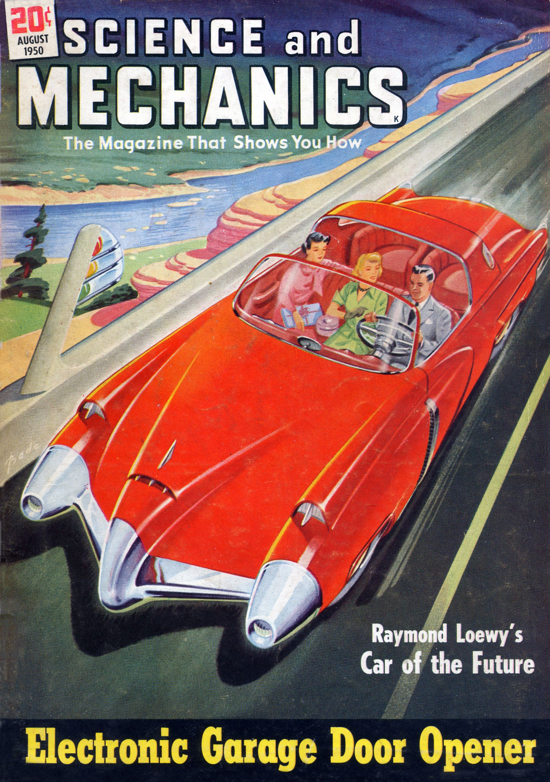 1950s concept cars for sale - google search | concept cars of the