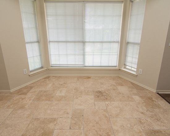 Get A Modern Look For Your Living Room By Brown Marble Flooring And Light Brown Wall Paint Flower Mound Tx Floor Design Brown Walls Flooring