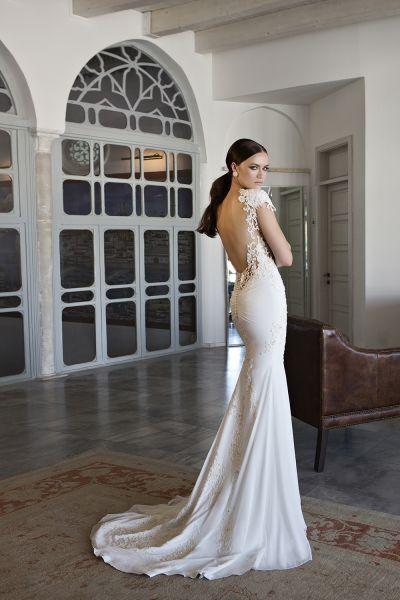 vestidos de novia muy sexys 2016! las mejores firmas israelíes te