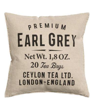 Kuddfodral Hmse Decor Cushion Covers Linen Pillows I