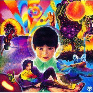 岡村靖幸「家庭教師」アルバムで言うと2ndの「DATE」がいちばん最初に聴いてショックを受けたのだけど、ジャケットのパンチはこっちのほうかな…とw
