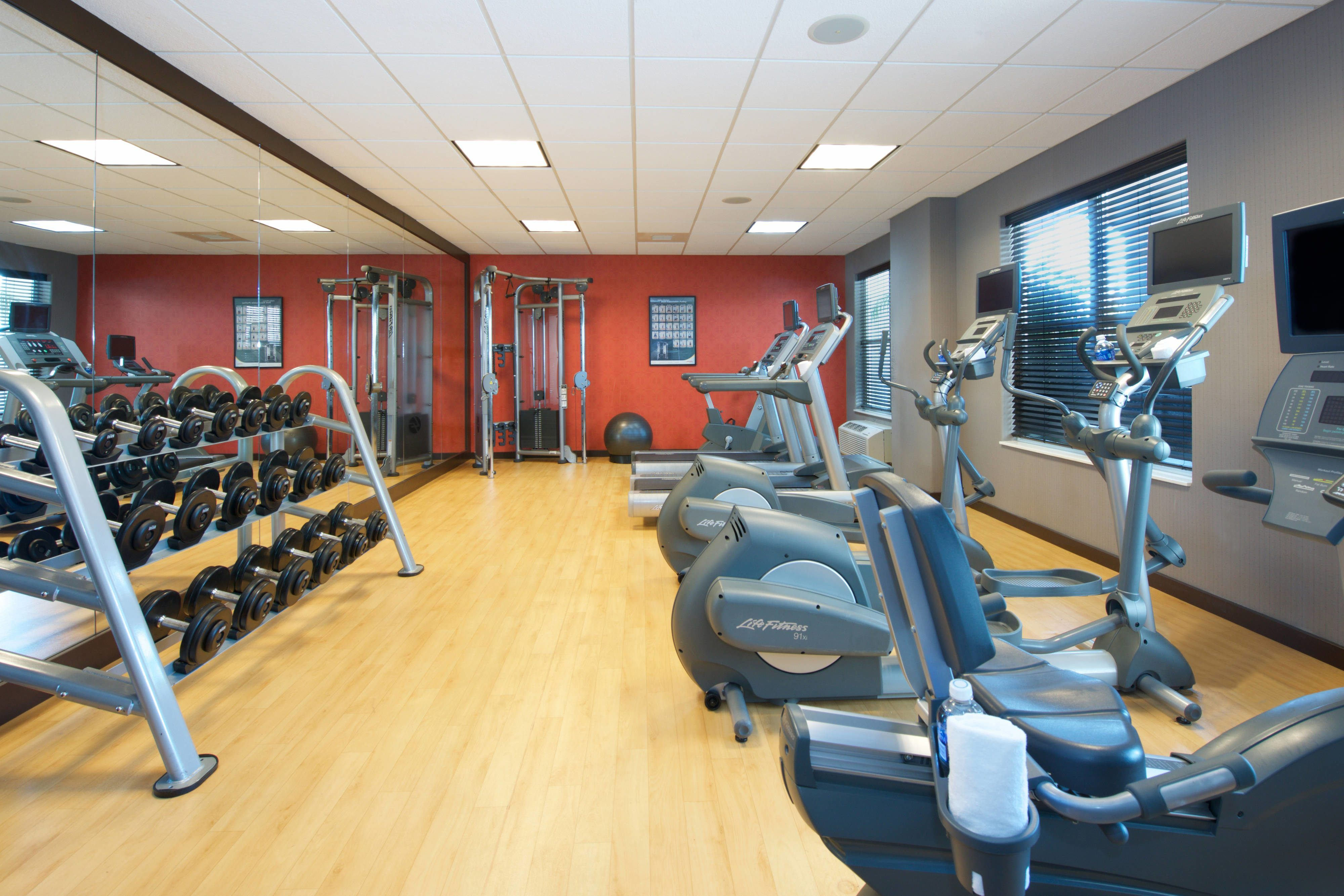 Residence Inn Newark Silicon Valley Fitness Center Suite Relax Holiday Valley Hotel Residences California Hotel