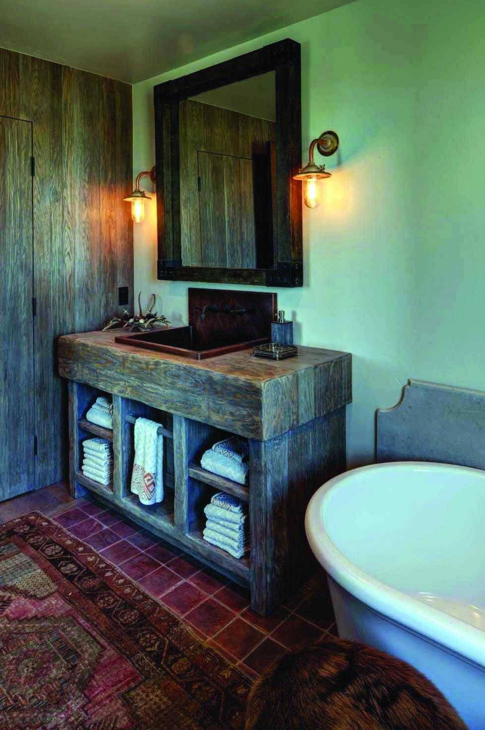 Impressive Rustic Bathroom Vanity Pictures On This Favorite Site