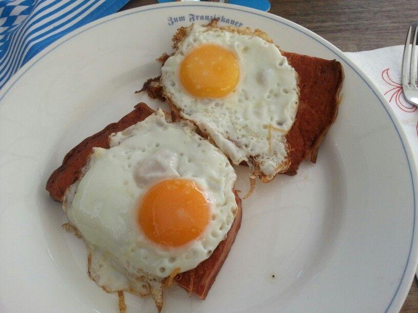 Egg München leberkäse with eggs in münchen joyful lunch s kitchen