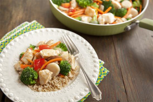 Chicken Stir-Fry in a new light   Healthy eating diabetes, Diabetes friendly recipes, Healthy bites