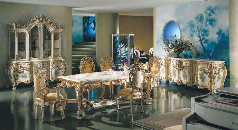 Arredamento Veneziano ~ Sala da pranzo stile veneziano venetian and decorating