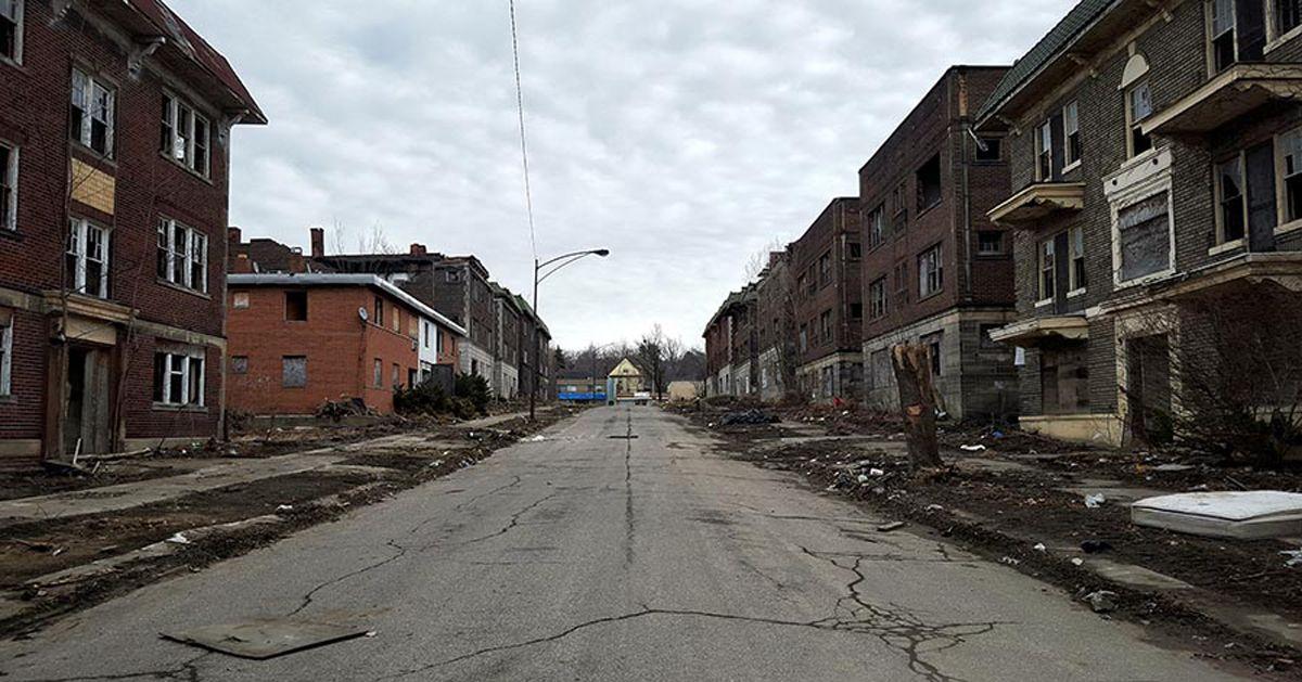 Why Was Elderwood Abandoned? Urban exploration