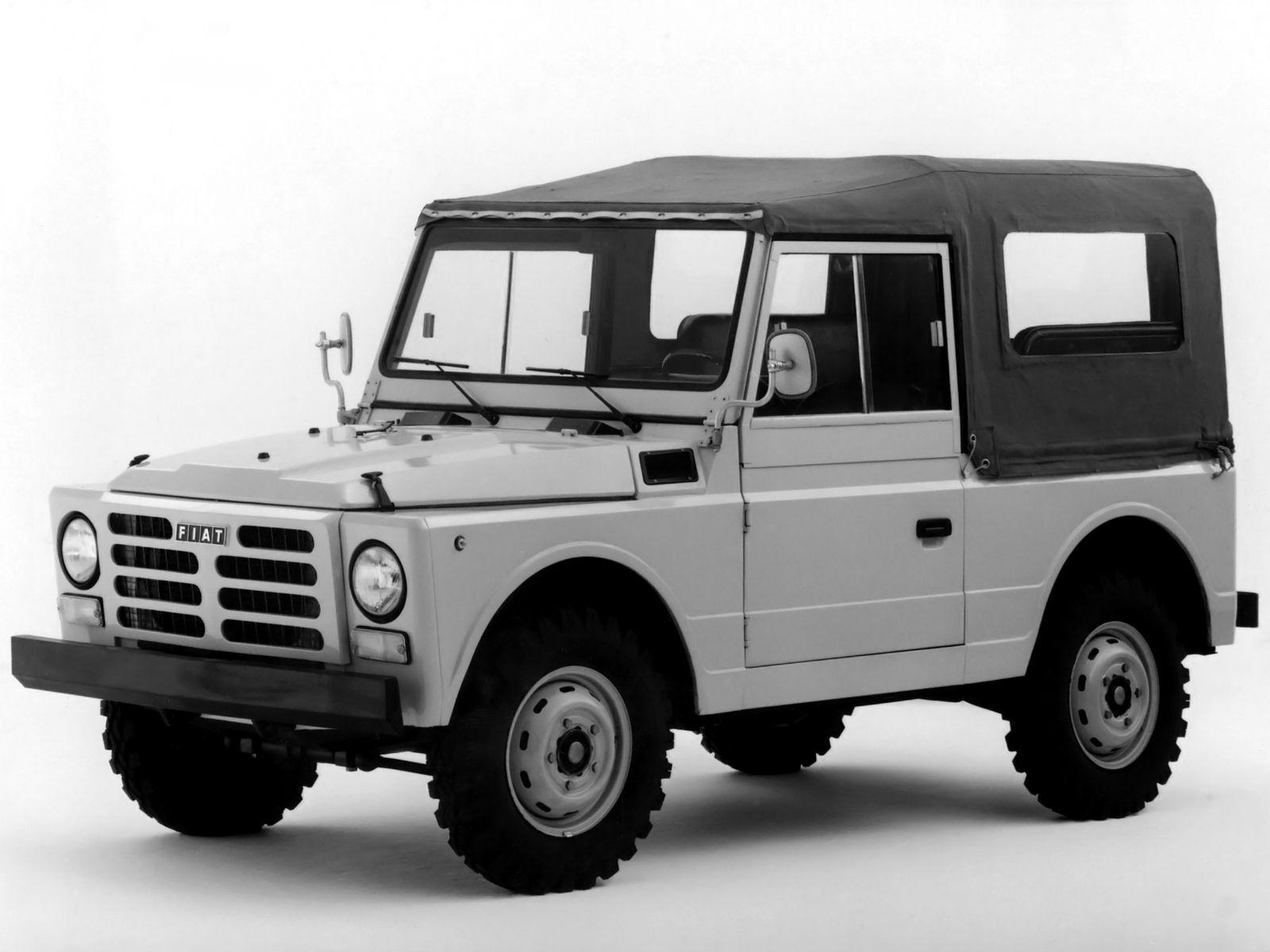 Fiat Campagnola (1974)