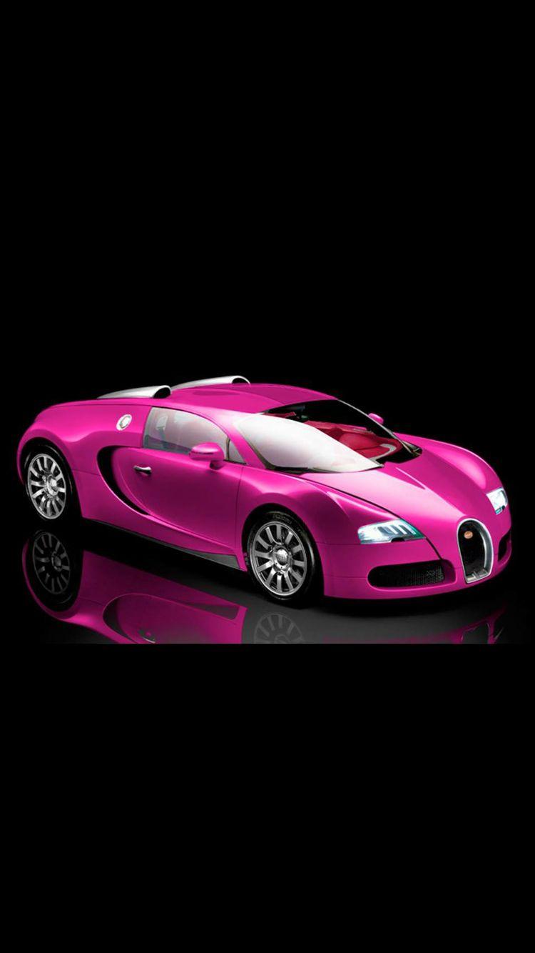 Carro Pink Cars Pinterest Cars Bugatti And Bugatti Veyron