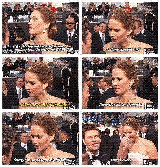 Just Another Reason Why I Love Jennifer Lawrence Jennifer Lawrence Funny Jennifer Lawrence Lawrence