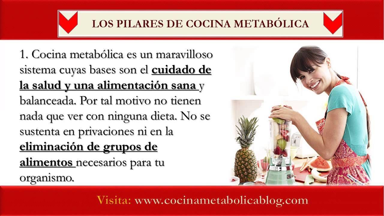 V Deo Cocina Metabolica El Sue O De Adelgazar Comiendo V Deos  ~ Como Adelgazar Comiendo De Todo