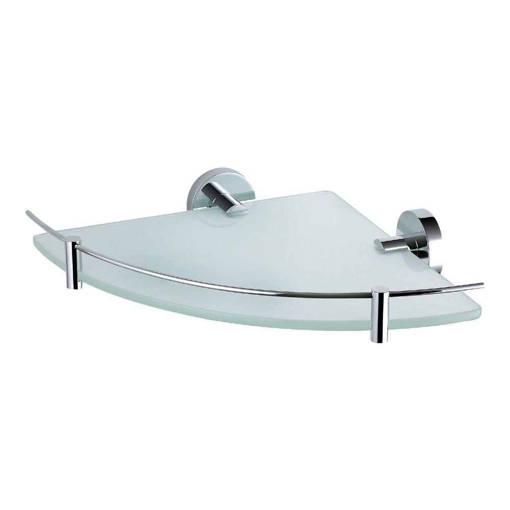 Bathroom Corner Shelf Glass Corner Shelf Bathroom | Bathroom Corner ...