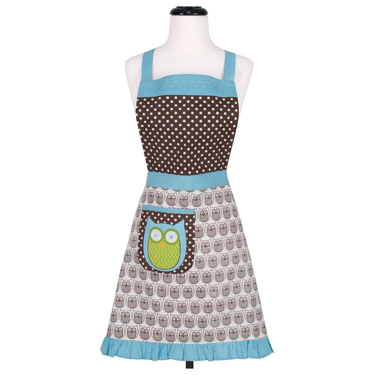Hoot Stuff Full Apron By Kaf Home Aprons Vintage Apron Kitchen Aprons