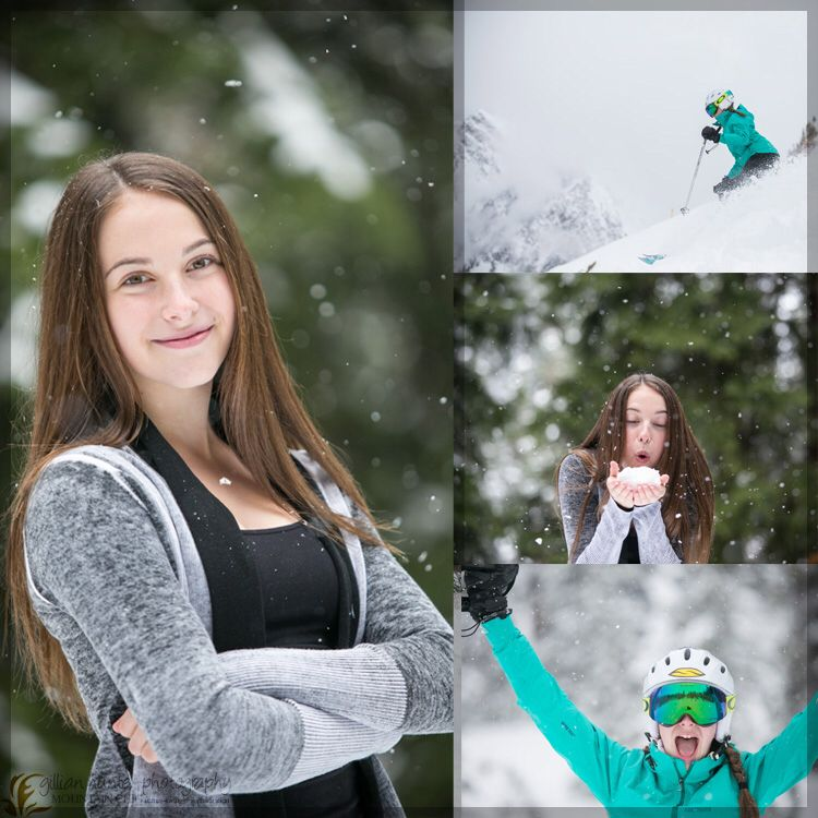 Winter is holding on! Still able to get awesome lifestyle portraits!!! #portraittuesday #lifestyleportraitsessions #gillianhunterphotography #springskiing #mountainchic #mountainchicphotography #snow #snowbird