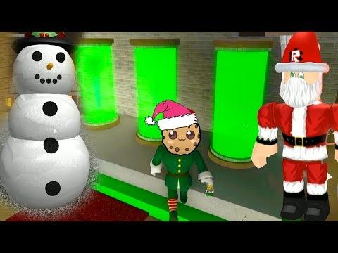 Christmas Factory Tycoon ! Roblox Let's Play Video Game