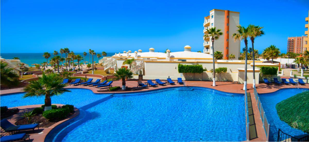 Las Palmas Rocky Point - Puerto Penasco Beach Front Resort