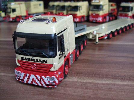baumann modelle liontoys modellbau model rc trucks. Black Bedroom Furniture Sets. Home Design Ideas