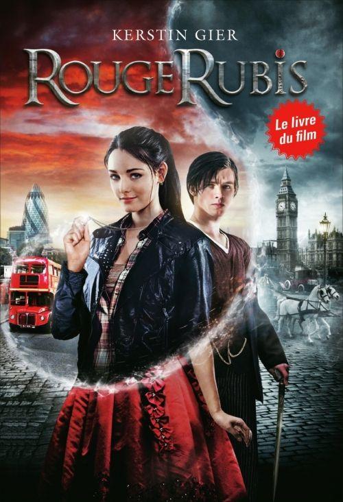 Rouge Rubis La Trilogie Des Gemmes T1 Kerstin Gier