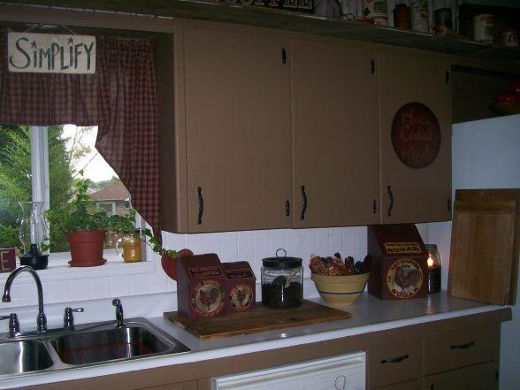 Primitive Kitchen Decorating Ideas   Primitive Country Kitchen   Kitchen  Designs   Decorating Ideas   HGTV