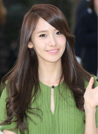 Hairstyles That Flatter Your Face Beautiful Long Hair Long Hair Girl Yoona