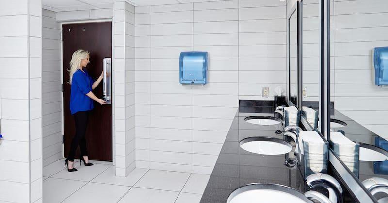 Openclean Technologies Introduces Hand Sanitizing Door Handles