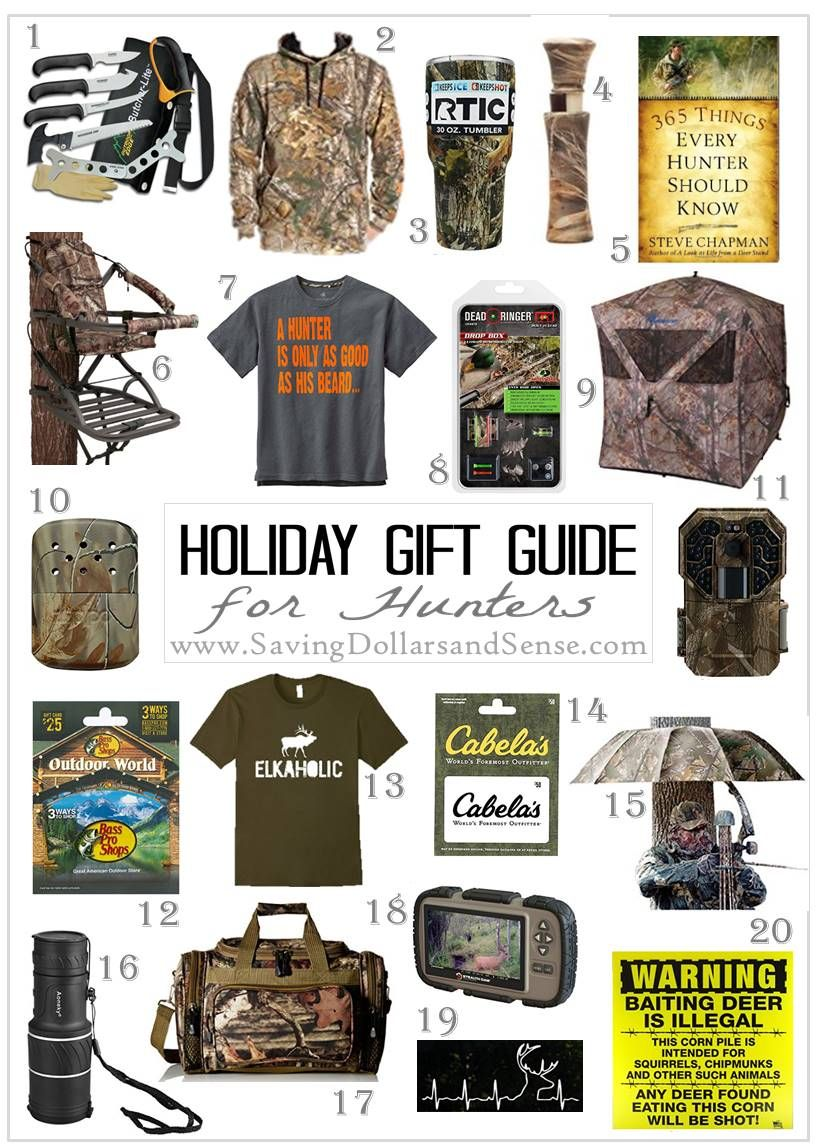The Best Gift Ideas For Hunters Gifts For Hunters Bday Gifts For Him Romantic Gifts For Him