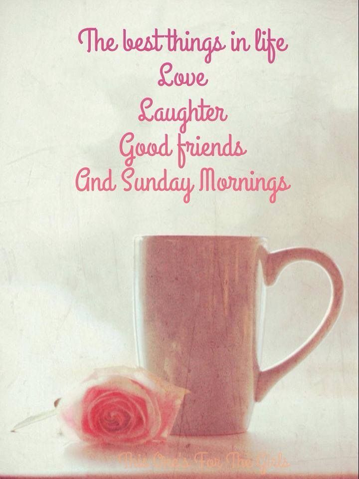 Have A Beautiful Sunday And The Upcoming Week Warm Weather