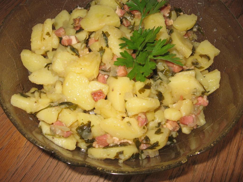 Rezepte Kartoffelsalat
