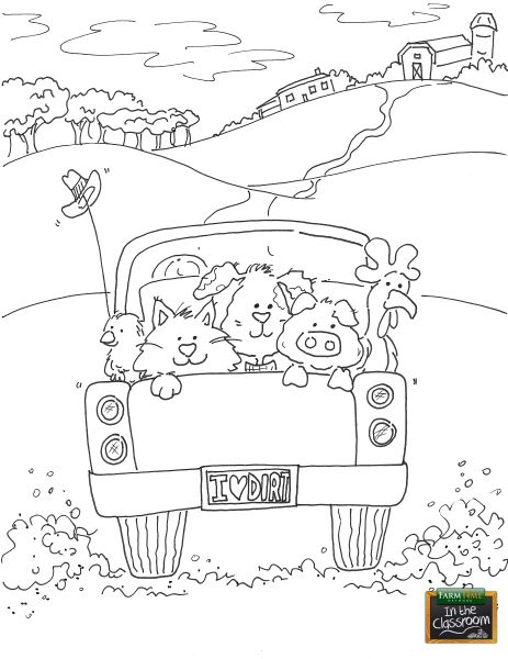 Farmfamilyweek13 Coloring Pages Coloring Pages For Kids Coloring For Kids