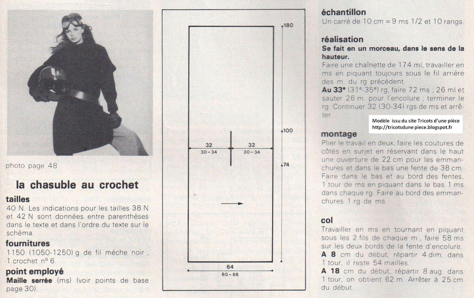 Crochet+Chasuble+au+crochet+1977+Mon+tricot+M+142-2.jpg (1600×1009)
